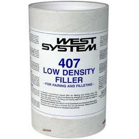 West System 407 Low Density Filler for Fairing and Filleting 150g